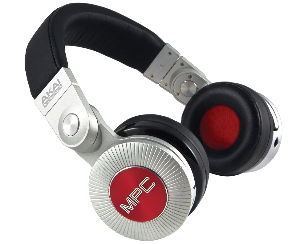 DJ-наушники Akai MPC Headphones