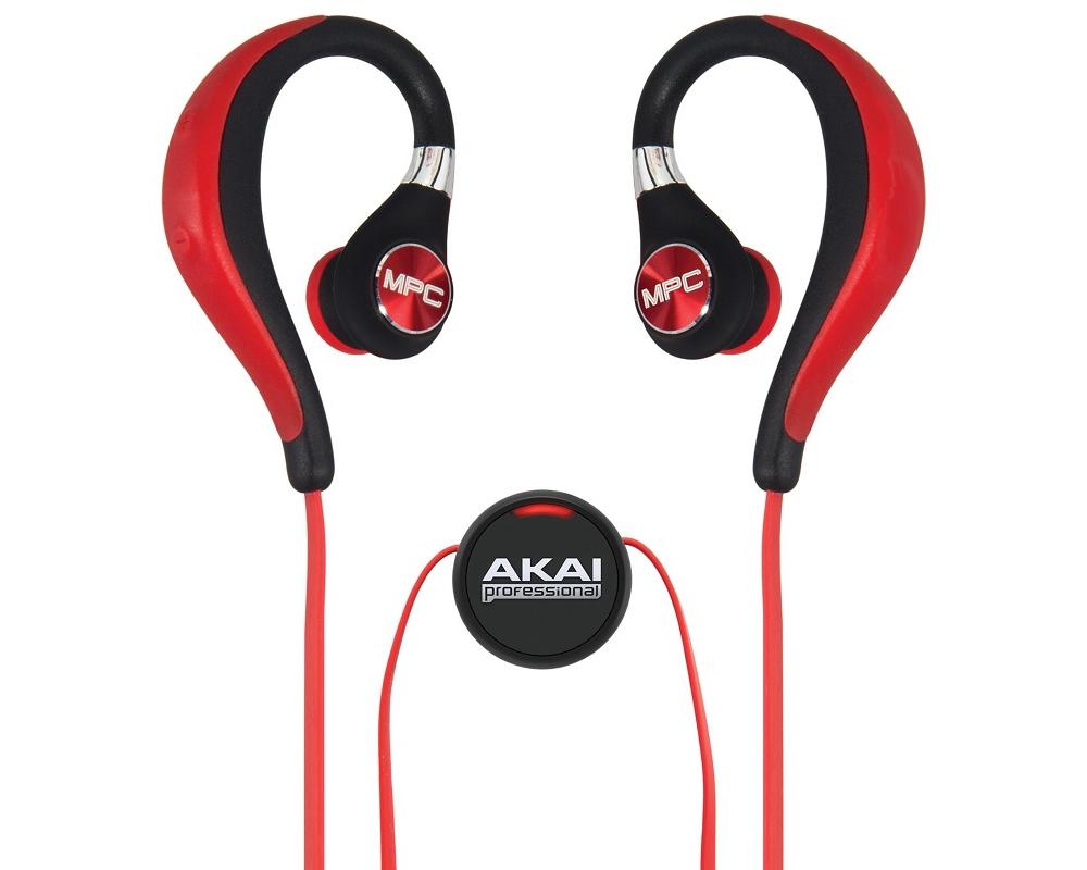 DJ-наушники Akai MPC Earbuds