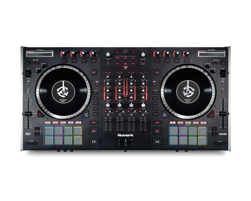 DJ-контроллеры Numark NS7 II
