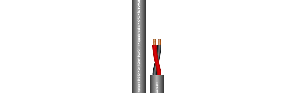 Коммутация SOMMER CABLE MERIDIAN SP240