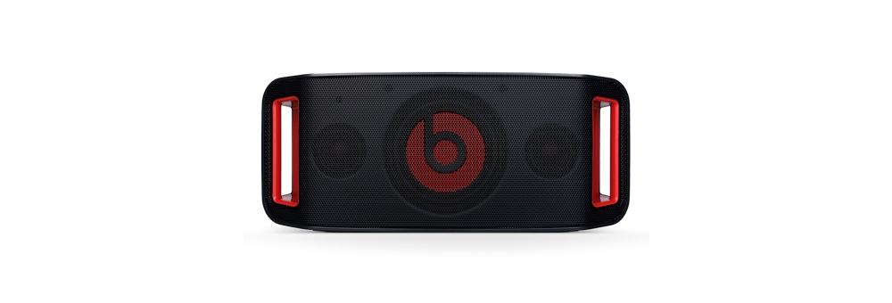 Acoustics  Beats by Dr. Dre Beatbox Portable Black