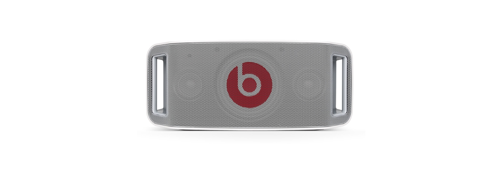 Acoustics  Beats by Dr. Dre Beatbox Portable White