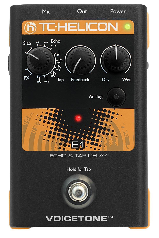 Эффекторы t.c.electronic VoiceTone E1