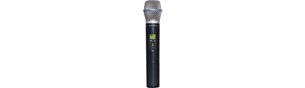 Все Микрофоны Shure ULX2/BETA87C