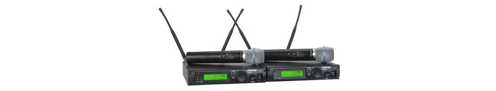 Все Микрофоны Shure ULXP24D/BETA87C