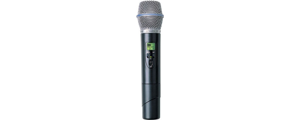 Все Микрофоны Shure ULX2/BETA87A