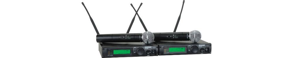 Все Микрофоны Shure ULXP24D/BETA58