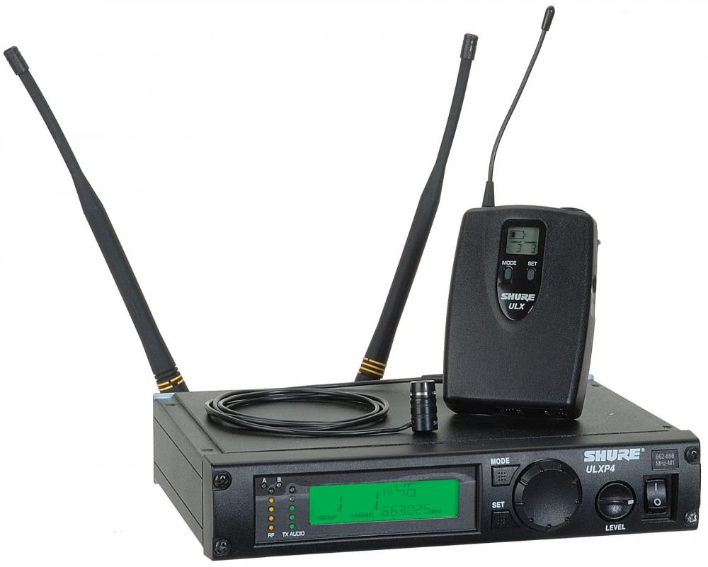 Все Микрофоны Shure ULXP14/85