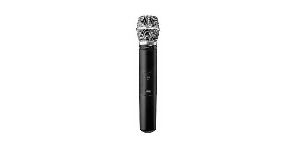 Все Микрофоны Shure PGX2SM86