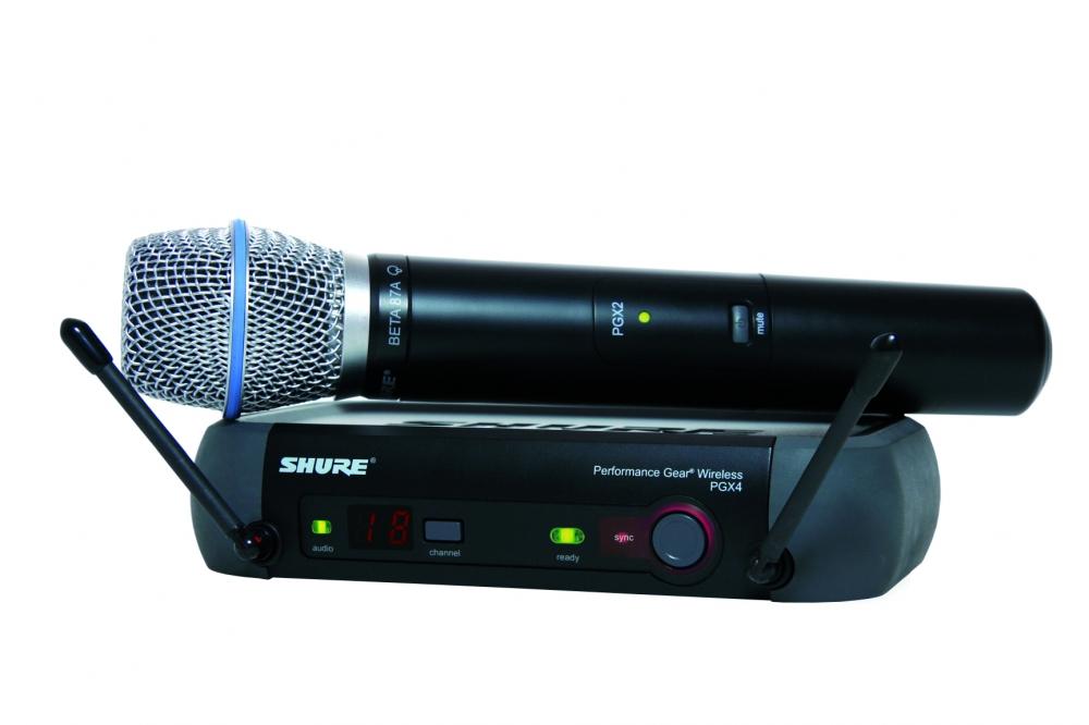 Все Микрофоны Shure PGX24EBETA87R1