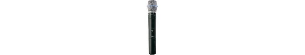 Все Микрофоны Shure PGX2BETA87