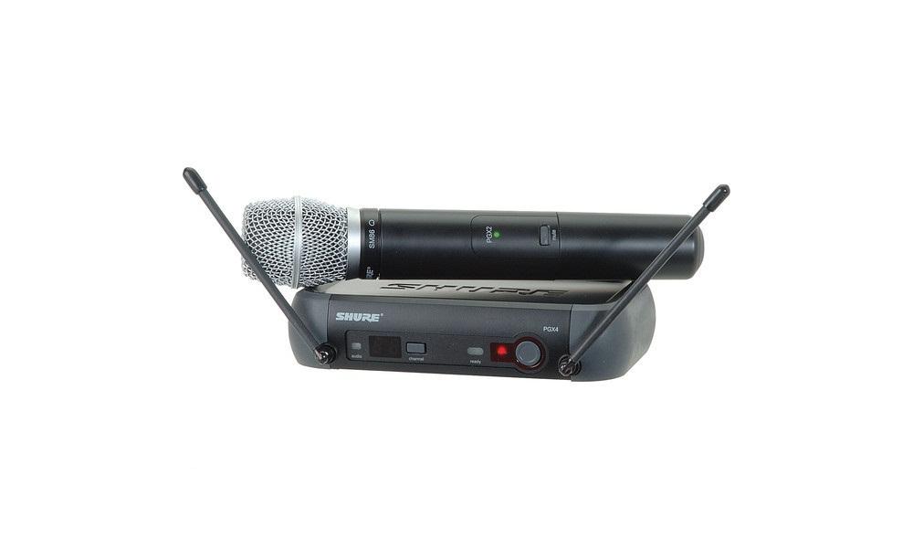 Все Микрофоны Shure PGX24ESM86