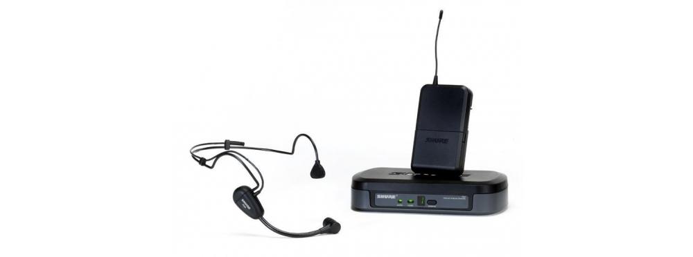 Все Микрофоны Shure PGX14EPG30