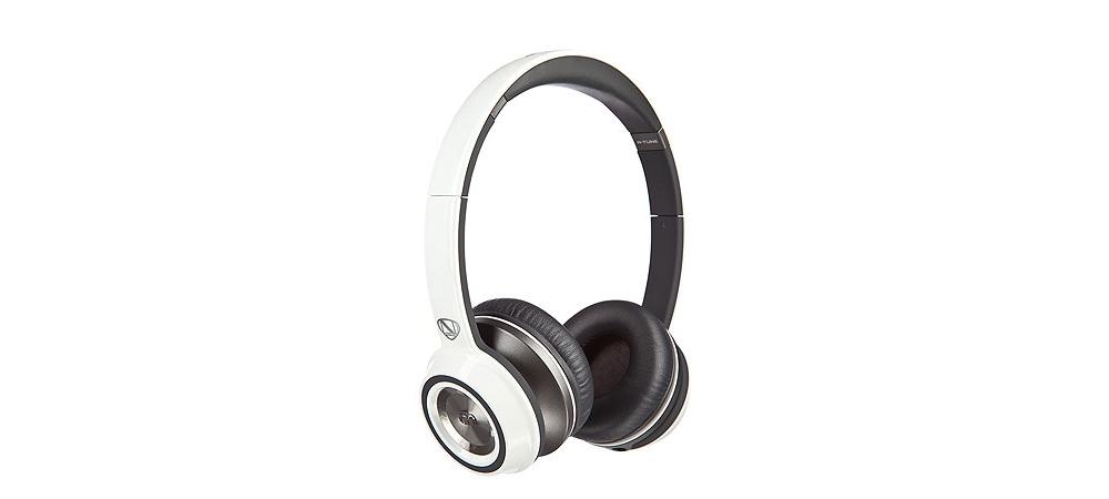 Наушники для плеера Monster NCredible NTune On-Ear Headphones White