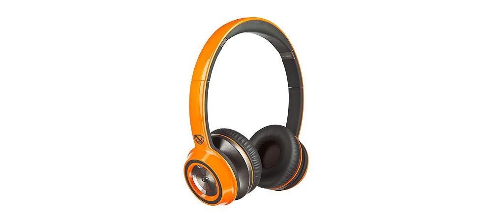 Наушники для плеера Monster NCredible NTune On-Ear Headphones Juice Orange