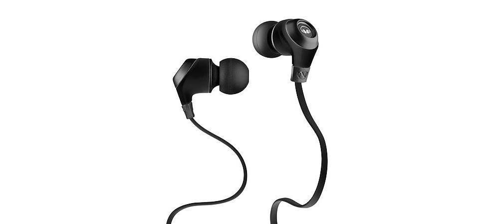 Наушники для плеера Monster NCredible NErgy In-Ear Headphones Midnight Black