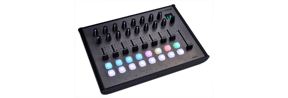 DJ-контроллеры LIVID Alias 8