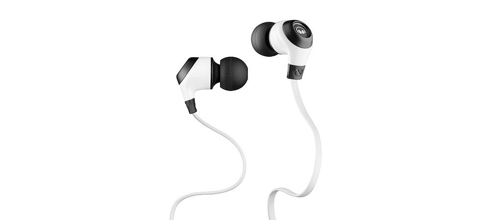 Наушники для плеера Monster NCredible NErgy In-Ear Headphones White