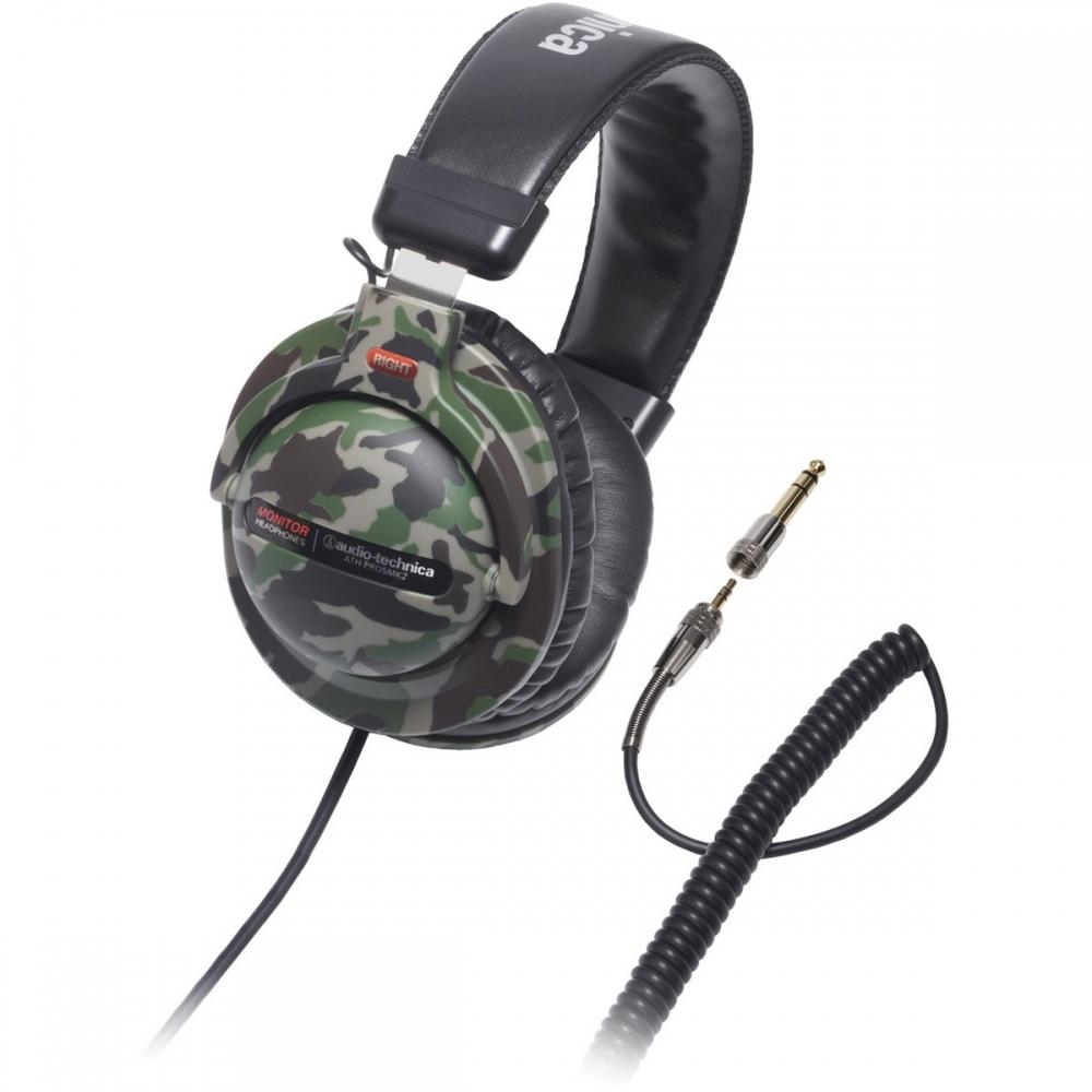DJ-наушники Audio-Technica ATH-PRO5MK2CM