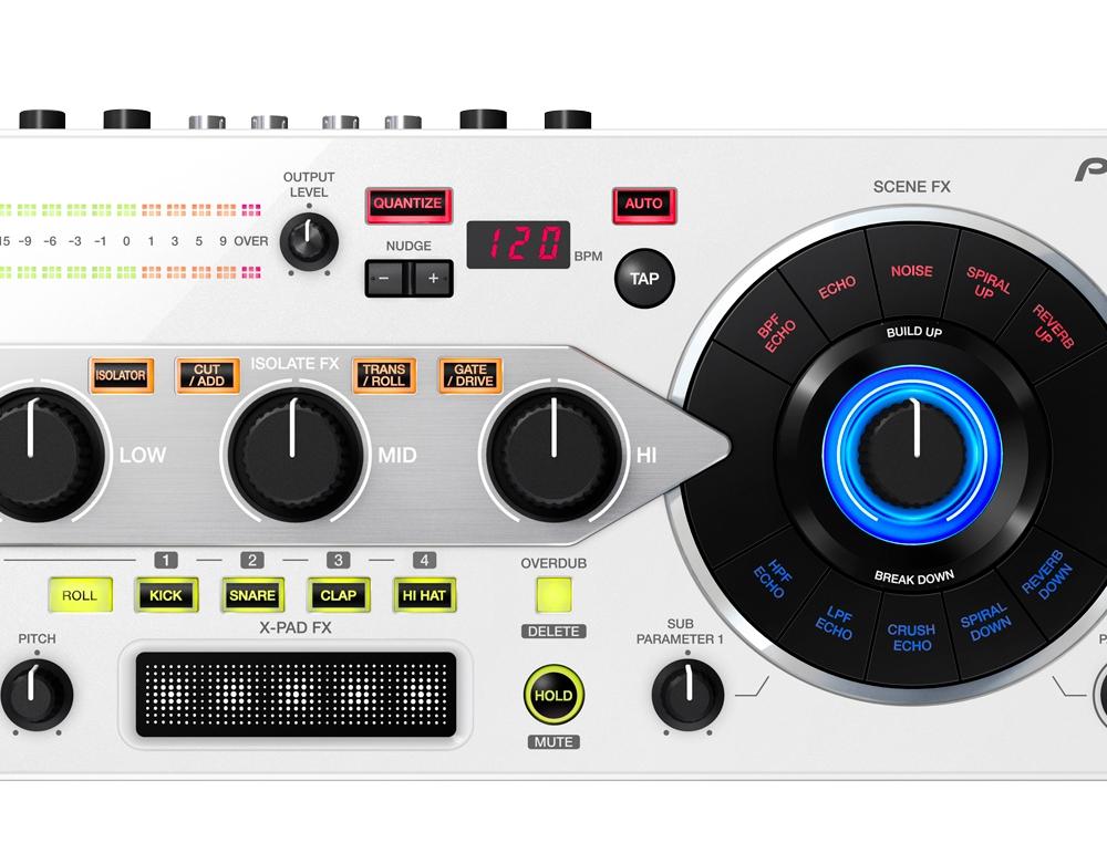Эффекторы Pioneer RMX 1000-W