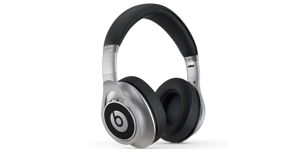 Наушники для плеера Beats by Dr. Dre Executive™ Over Ear Headphone - Silver - Airport