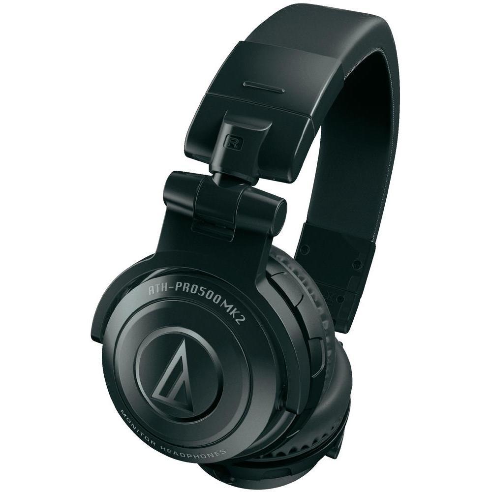 DJ-наушники Audio-Technica ATH-PRO500MK2BK