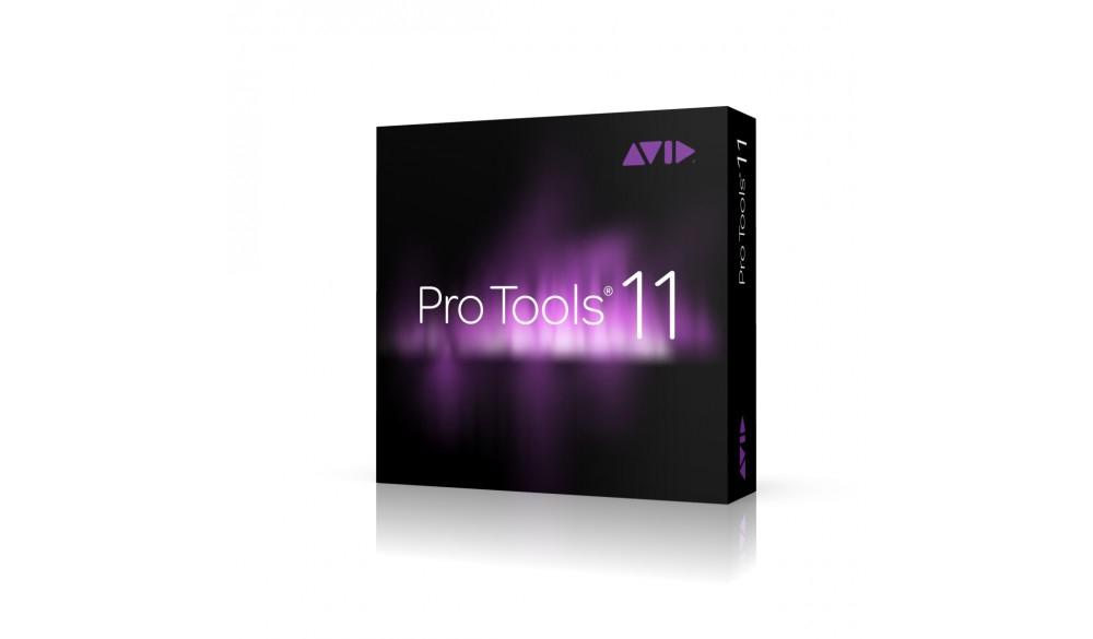 Программы для создания музыки Avid Pro Tools 11
