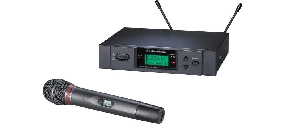 Все Микрофоны Audio-Technica ATW-3141b