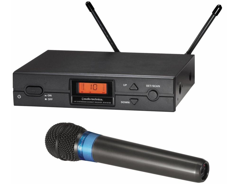 Все Микрофоны Audio-Technica ATW-2120a