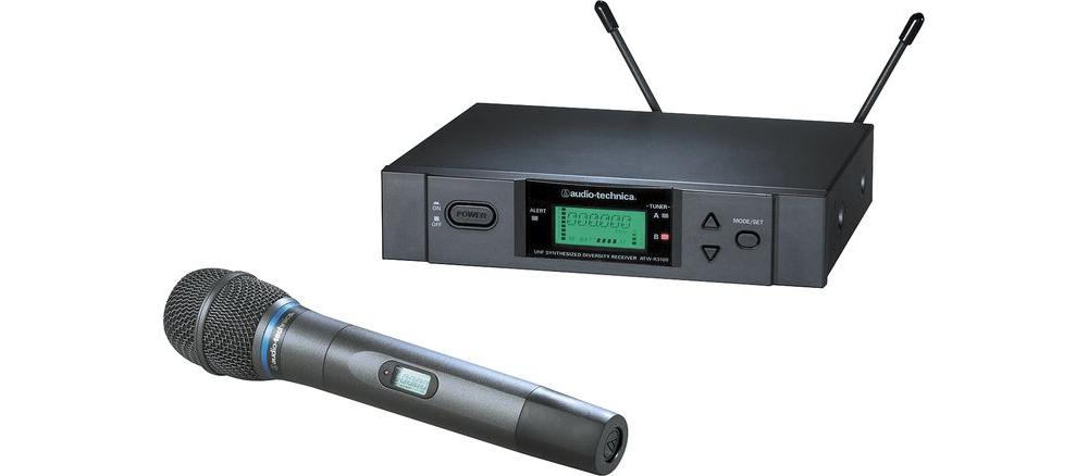 Все Микрофоны Audio-Technica ATW-3171b