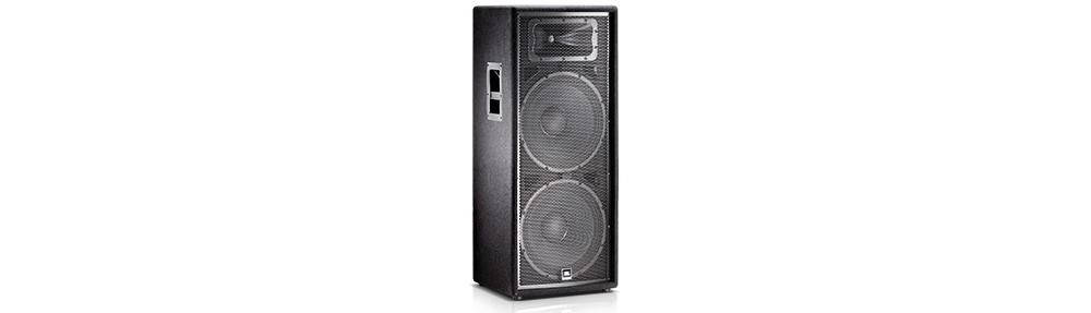 Акустические системы JBL JRX225