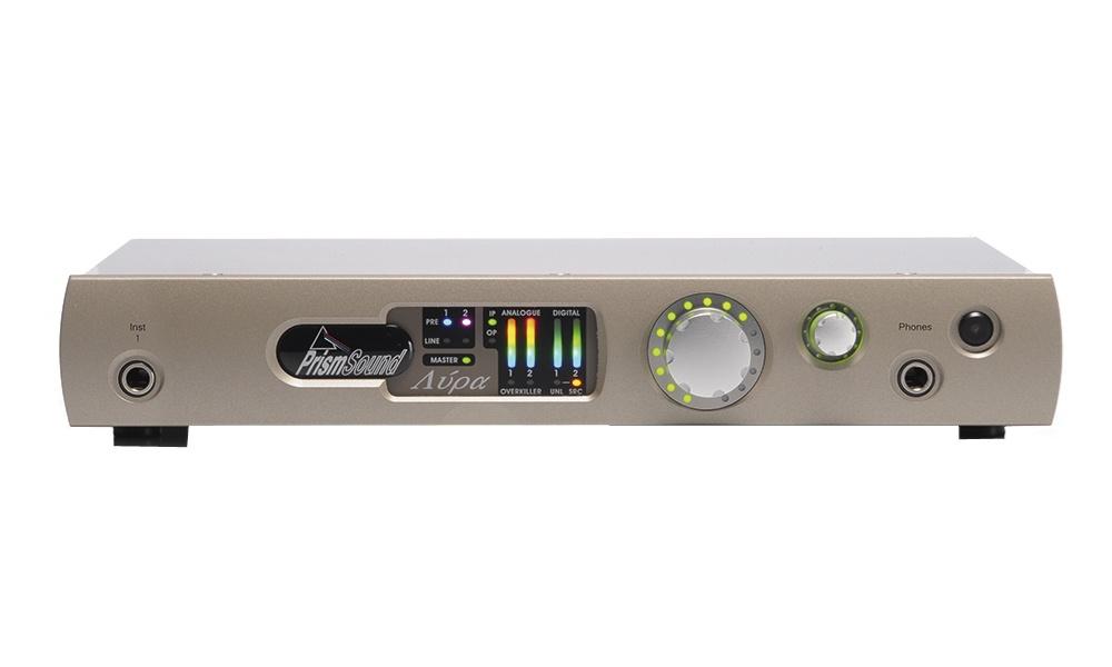 Звуковые карты Prism Sound Lyra-1 USB
