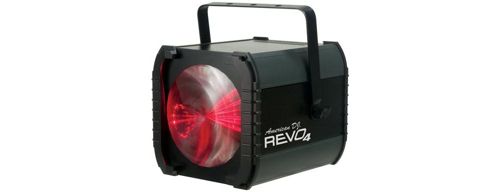 Светодиодные приборы заливающего света American Audio REVO 4
