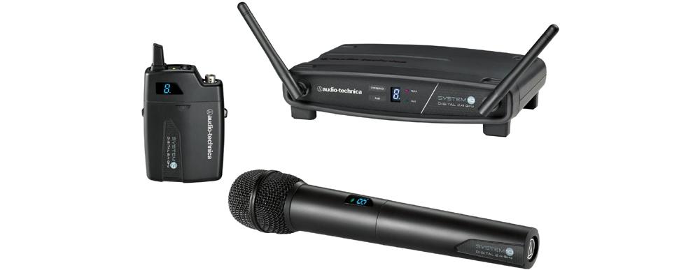 Все Микрофоны Audio-Technica System 10