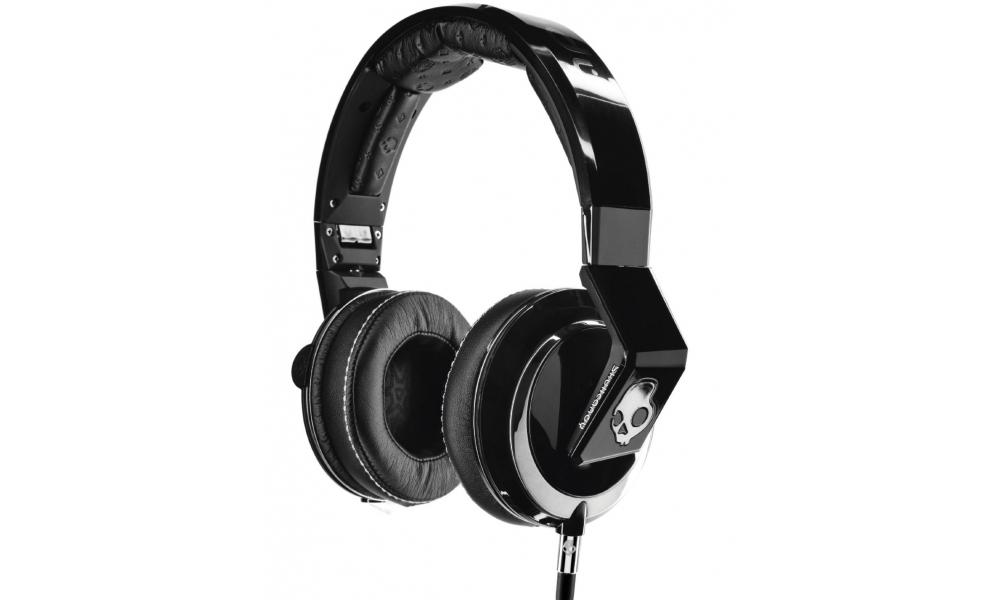 DJ-наушники Skullcandy MIX MASTER DJ Black W/MIC3