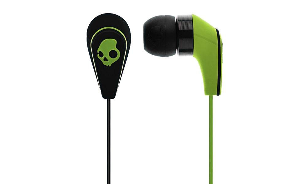 Наушники для плеера Skullcandy 50/50 LURKER Green/Black W/MIC3