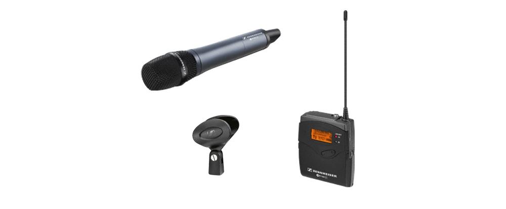 Все Микрофоны Sennheiser ew 135-p G3