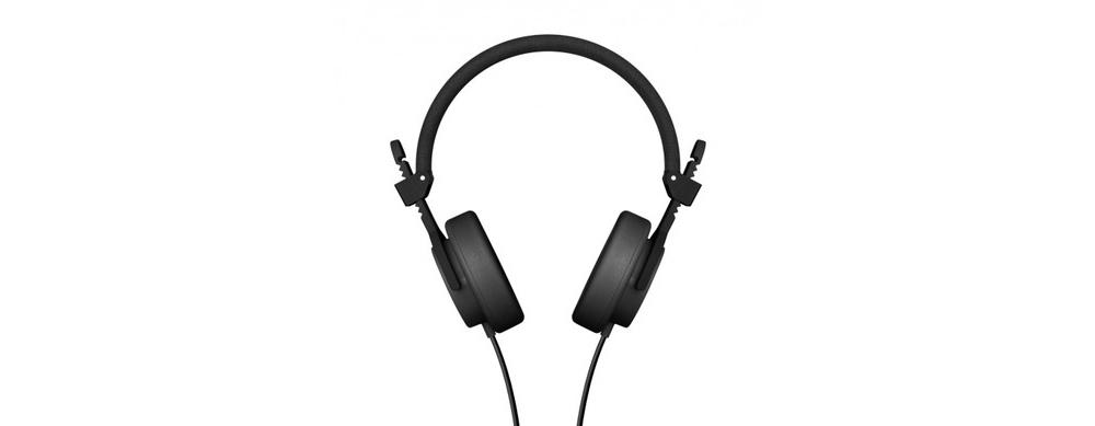 Наушники для плеера AIAIAI Capital Headphone w/mic Midnight Black