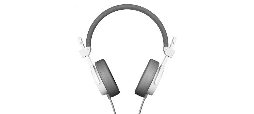Наушники для плеера AIAIAI Capital Headphone w/mic Alpine White