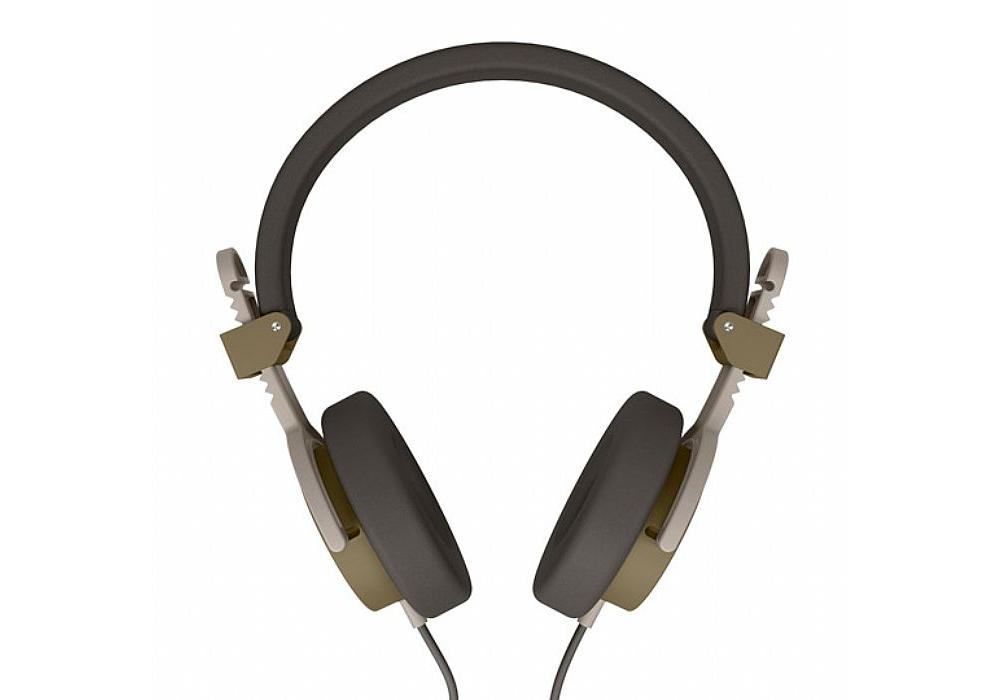 Наушники для плеера AIAIAI Capital Headphone w/mic Desert Green