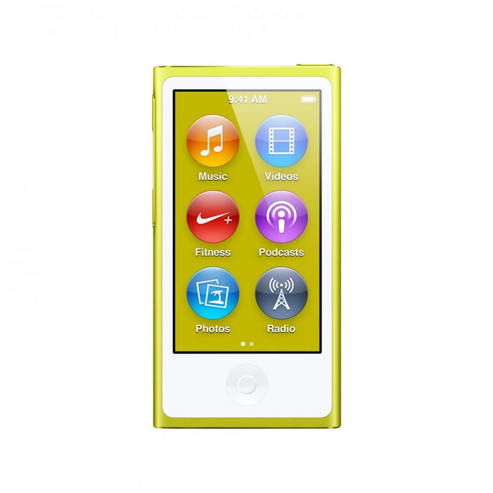 iPod nano Apple iPod Nano 7Gen 16GB (MD476) Yellow