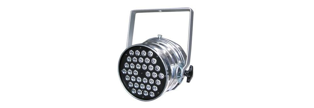 Прожекторы LED PAR BIG BM-018A --36*8W (LED par can 64)