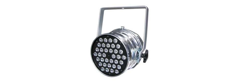 Прожекторы LED PAR BIG BM-018-24*8W (LED par can 64)