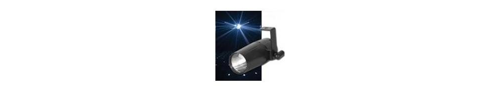 Простые приборы со звуковой активацией BIG BM-LED PINSPOT-1