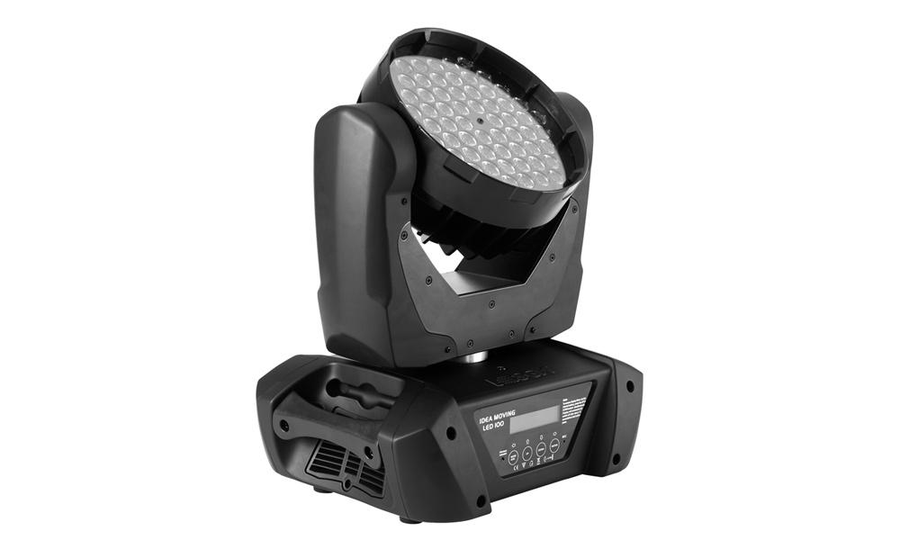 Головы (DMX)  SGM DEA MOVING LED 100