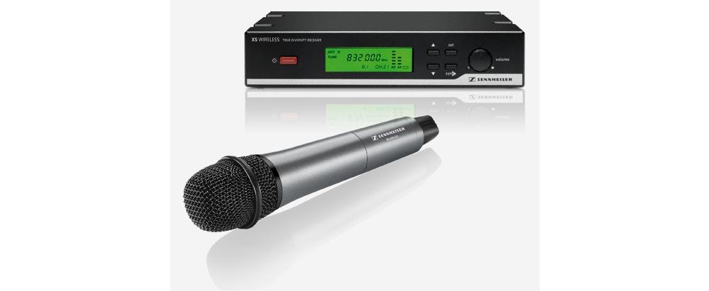 Все Микрофоны Sennheiser XSW 35