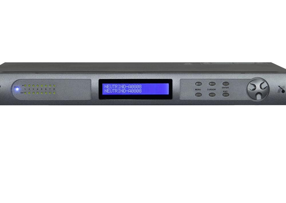 Процессоры эффектов Xilica A0808