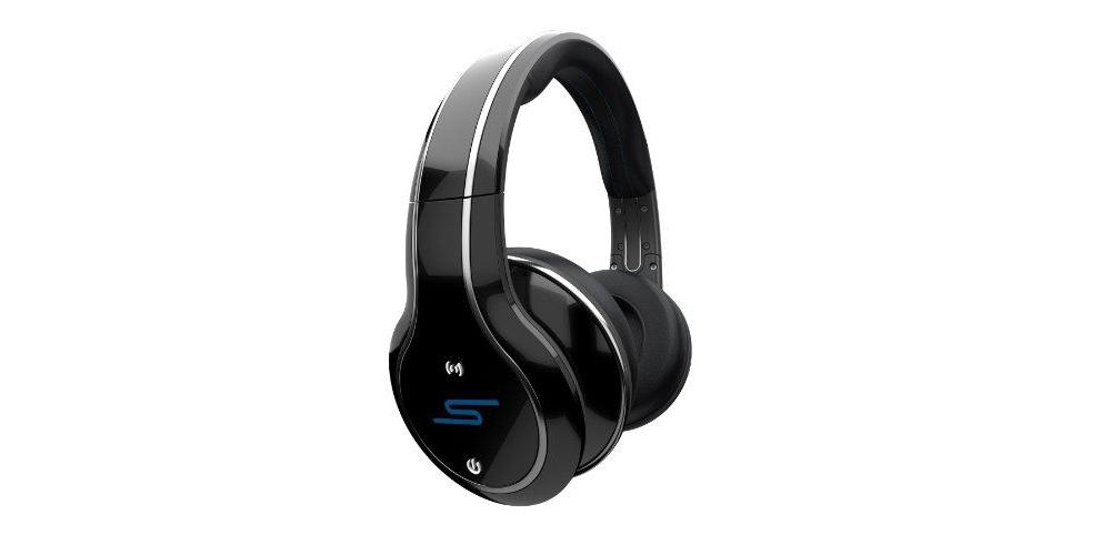 Наушники для аудиофилов SMS Audio Sync by 50 Cent Wireless Black