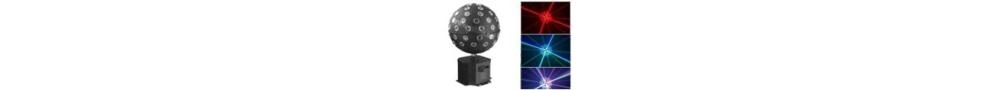 Простые приборы со звуковой активацией BIG BM-LED034