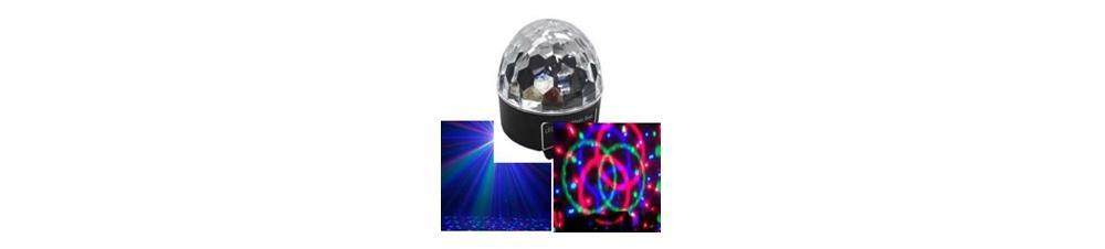 Простые приборы со звуковой активацией BIG BM-LED Magic Ball